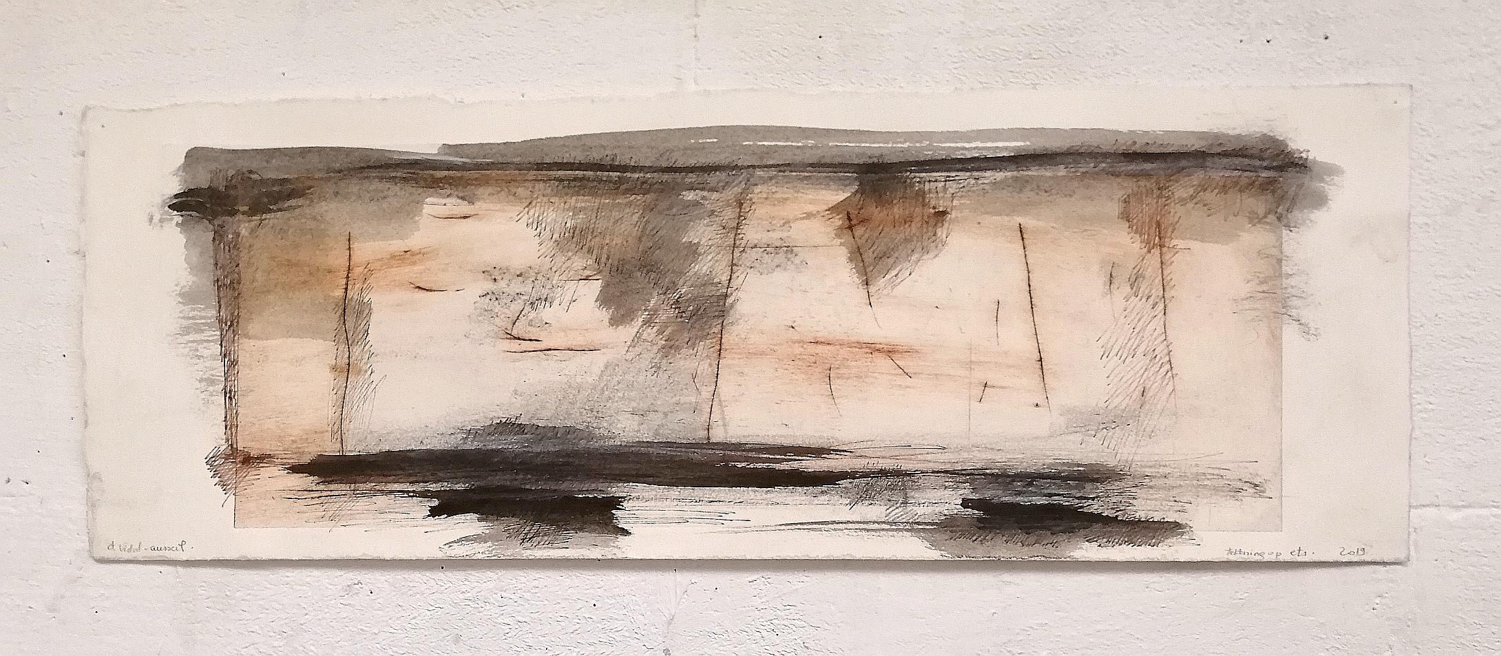 Danielle-Vidal-Ausseil-artiste-serie-cipres-tekening-op-ets-20x40cm-2019