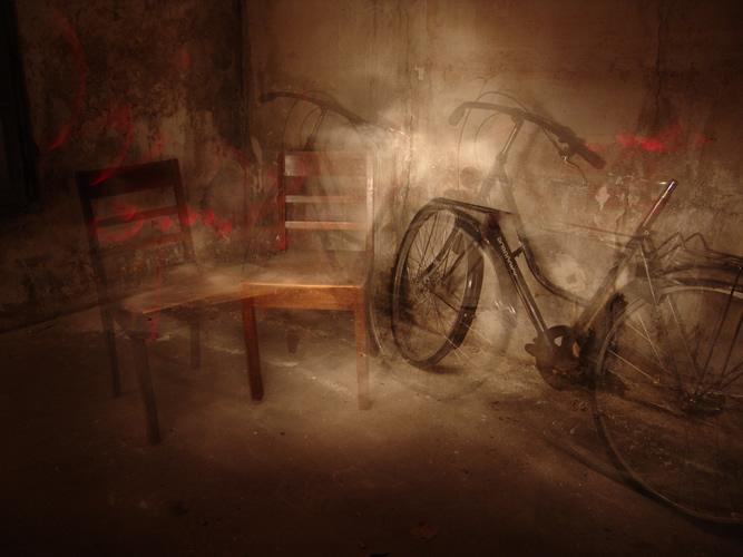 Andreas Letzel MedienKunst Photography 'FahrRad I'