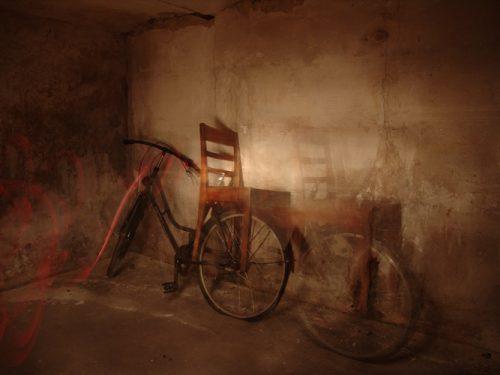 Andreas Letzel MedienKunst Photography 'FahrRad II'