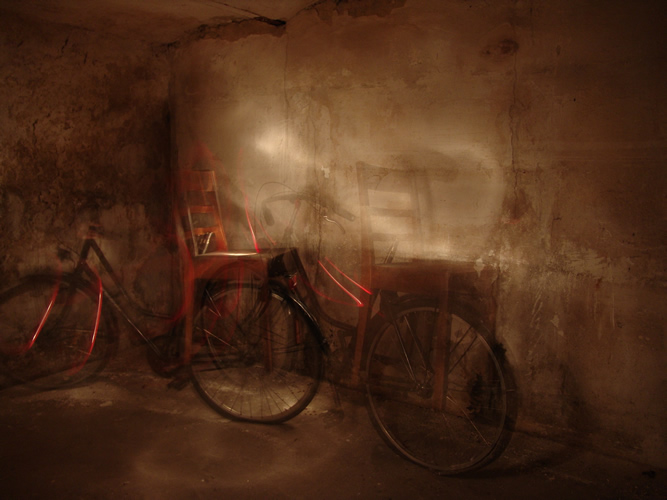Andreas Letzel MedienKunst Photography 'FahrRad III'