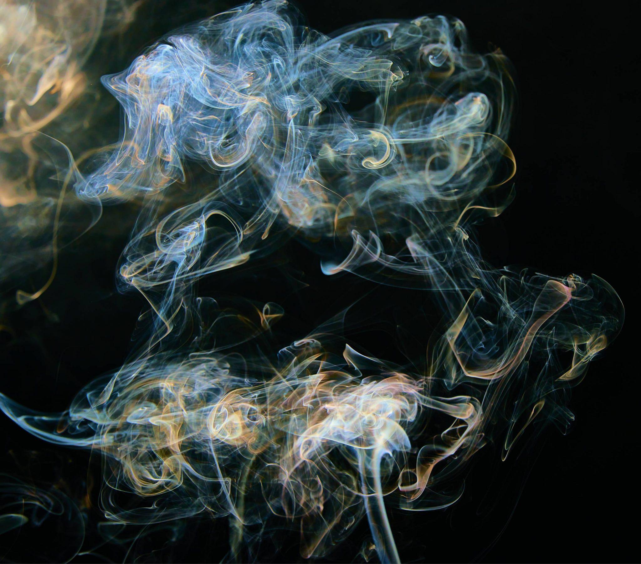 L'Art: Nouveau travail du photographe Hendrik Jan Jager : fumée colorée @Gallery CommunicationinArt